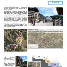 AMENAGEMENT CENTRE STATION // SKI
